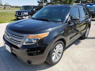 2014 FORD EXPLORER 4DR