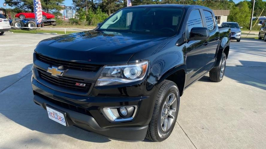 2015 CHEVROLET COLORADO 4DR