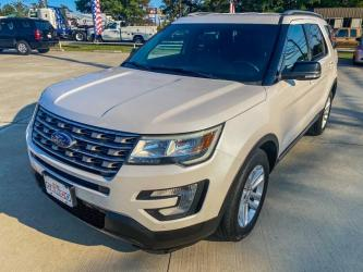 2016 FORD EXPLORER 4DR