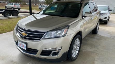 2015 CHEVROLET TRAVERSE 4DR