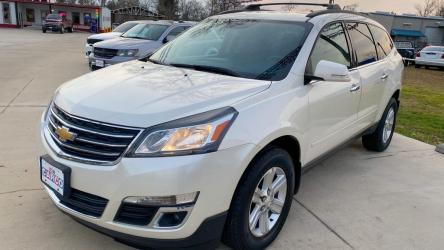 2014 CHEVROLET TRAVERSE 4DR